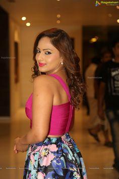 Photos - Beautiful Nikeesha Patel in Pink Dress