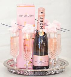 Pink Champagne - So girly