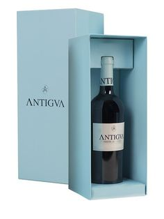 ANTIGVA Gran Reserva + caja LUXURY