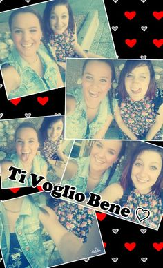 Me and Denise ♡