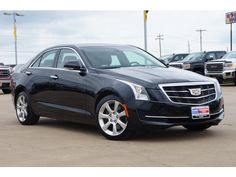 Used 2015 #Cadillac ATS 2.0L Turbo Luxury in Fort Smith, AR Area - Harry Robinson Buick GMC