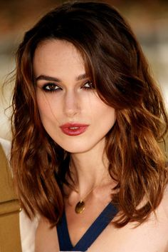 Pin for Later: Keira Knightley's Beauty Choices Are Almost as Bold as Her Brows 2007