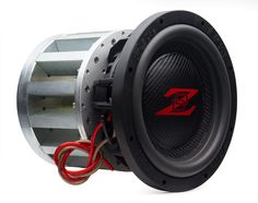 Sexy subwoofer from Digital Designs