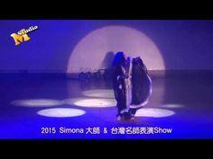 Simona Minisini NEW - KHALIJI PART 1@Nefertiti Festival@TAIWAN 2015