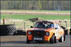 https://flic.kr/p/bv7UKA | #20 George & Jaqueline Bryson | Charterhall Rally Stages