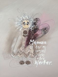 Mamma, du har en spesiell plass i våre hjerter. Colorful Paintings, Lamb, Quotes, Fun, Quotations, Color Paints, Quote, Shut Up Quotes, Baby Sheep