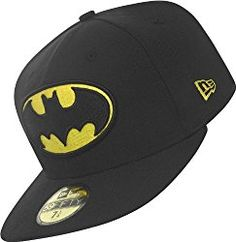 New Era Dc Character Basic gorra batman Black Snapback, Snapback Hats, Geek Chic Outfits, Buy Caps, Pastel Goth Outfits, Batman Collectibles, Dope Hats, Flat Hats, New Era 59fifty