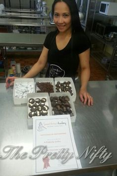 Chocolate training