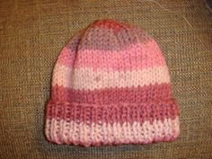 Ravelry: TLL Basic Knit Hat Pattern pattern by TLL Volunteer