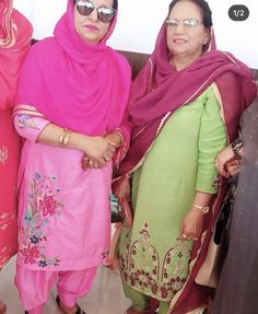 Designer Punjabi Suits Patiala, Indian Designer Suits, Salwar Suits, Embroidery Suits Punjabi, Embroidery Suits Design, Embroidery Patterns, Beaded Embroidery, Hand Embroidery, Punjabi Wedding Suit