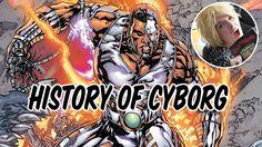History of Cyborg