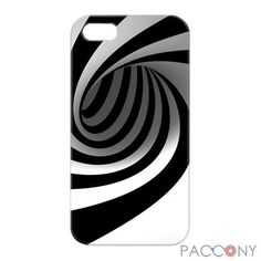 (1) Fancy - Abstract Twisted Stripe Pattern Protective Hard Cases for iPhone 4 and 4S  Designer iPhone 4/ 4S Cases : Paccony.com