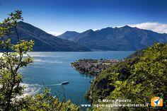 Colmegna di Luino - Sasso Cadregone: passeggiata adatta a tutti sul lago Maggiore