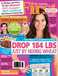 First for Women, January 6, 2014