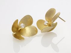 AYESHA STUDIO - Freesia Earrings with stones