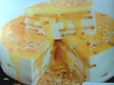 Receitas - Semifrio de bolacha com iogurte - Petiscos.com