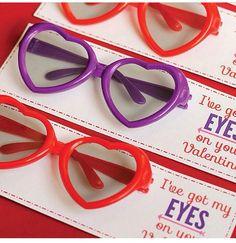 Sunglasses Valentine Cards
