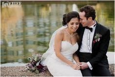 Josephine Butler Parks Center Wedding Photographer