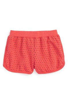 | Peek 'Mimi' Star Polka Dot Dolphin Shorts |
