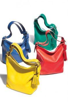 Coach Legacy Handbag Collection