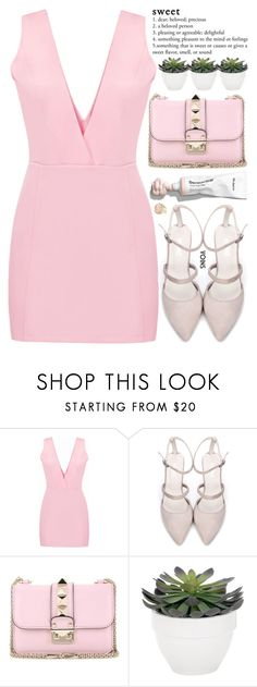 """""""stop thinking for a second and enjoy what life is offering to you"""" by exco ❤ liked on Polyvore featuring Valentino, Torre & Tagus, clean, organized, yoins, yoinscollection and loveyoins"""
