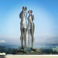 Colossal Monuments And Statues Around The World Changsha - 26 creative sculptures statues around world