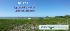 Ahornvej 13, 4281 Gørlev - 1. række Dalby Strand. 1190 m2 og 1000 m2 fritidsgrund #fritidsgrund #grundsalg #gørlev #selvsalg #boligsalg #boligdk