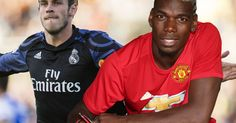 """Real Madrid and Wales ace Gareth Bale """"not fussed"""" Manchester United's Paul Pogba broke his world transfer record"""