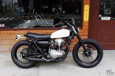 Kawasaki W650 Scrambler 2008