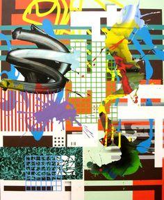 """""""Taxidermia 41"""" by César Delgado @ VirtualGallery.com $2400"""
