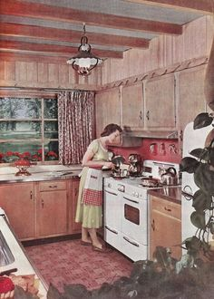 Cooking, 1951 (from