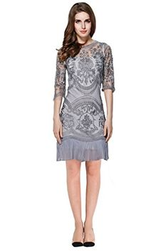 Lily Mode Women's Two Layer Embroidery Lace Petite Special Occasion Sheath Dress Lily Mode http://www.amazon.com/dp/B010JSTI82/ref=cm_sw_r_pi_dp_PS4Swb0GGJ3RJ