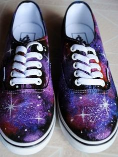I've always wanted to paint my own shoes