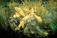Resultado de imagem para Berthe Morisot