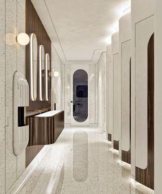 Amazing Public Bathroom Design Ideas 24 – Home Interior and Design - Modern Small Cottage Bathrooms, Cottage Bathroom Design Ideas, Dream Bathrooms, Bathroom Interior Design, Home Interior, Luxury Bathrooms, Bathroom Ideas, Budget Bathroom, Zen Bathroom