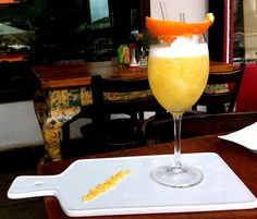 T & Serendipity: Try Craft Cocktails at Odd Cafe!