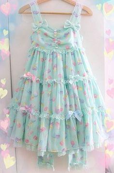 a beautiful dress for a little girl