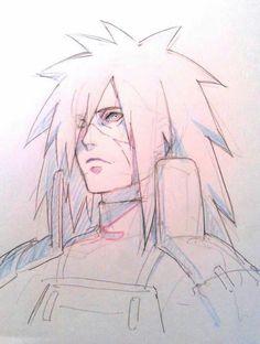 Read from the story ¡Imágenes Perronas! Naruto Sketch Drawing, Naruto Drawings, Anime Drawings Sketches, Anime Sketch, Manga Drawing, Sasuke Drawing, Naruto Anime, Madara Uchiha, Wallpaper Naruto Shippuden