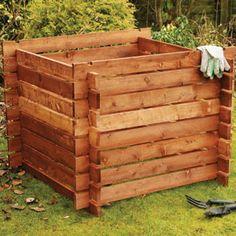 Klip Kit Wooden Composter