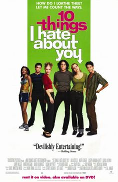 """VALENTINE FULL MOVIE! """"10 Things I Hate About You"""" (1999) 