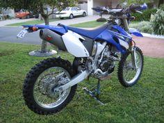 Yamaha 2008 WR450F