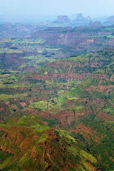 Ethiopia...not only the landscapes had its ups and downs...