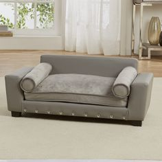Found it at Wayfair - Bootsie Scout Dog Sofa with Cushion
