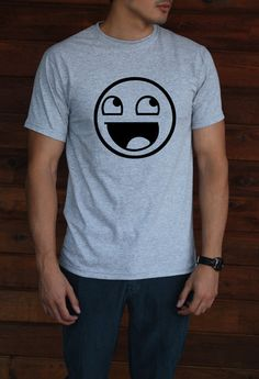 Throw this shirt on and walk out the door looking awesome. Try it on and it will soon become your favorite tee.