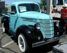 1937 International D2 Pickup Truck