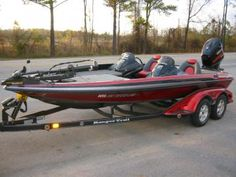 21 Feet 2006 Blazer Boats 202 Pro V Bass Boat For Sale In