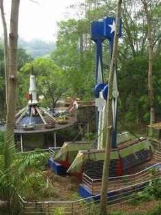 Encore's Garden, Dakeng, Taiwan closed in 1999