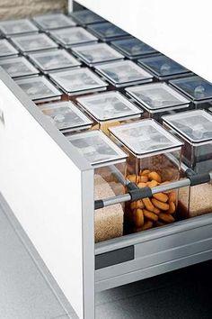 Cómo organizar la cocina   Decorar tu casa es facilisimo.com