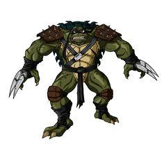 Me Slash eat Turtles by Elden-rucidor.deviantart.com on @DeviantArt