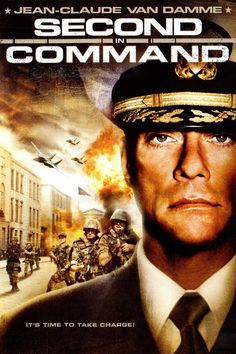 Poster Of Second in Command (2006) In Hindi English Dual Audio 300MB Compressed Small Size Pc Movie Free Download Only At freehdmovies716.blogspot.com